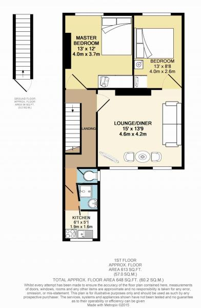 Floorplan 2D (First Floor)