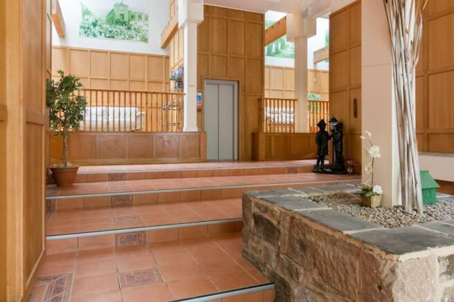 Phoenix Building Entrance