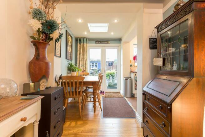 Lounge / Diner, Through To Kitchen