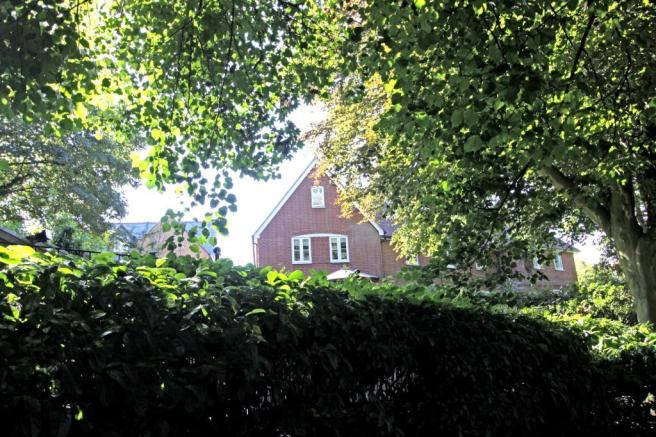House from Alexandra Park