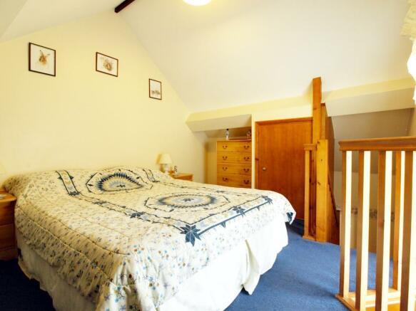 Hay Loft Bedroom