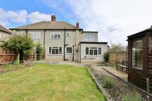 semi detached house to rent in Hartford Road, Bexley