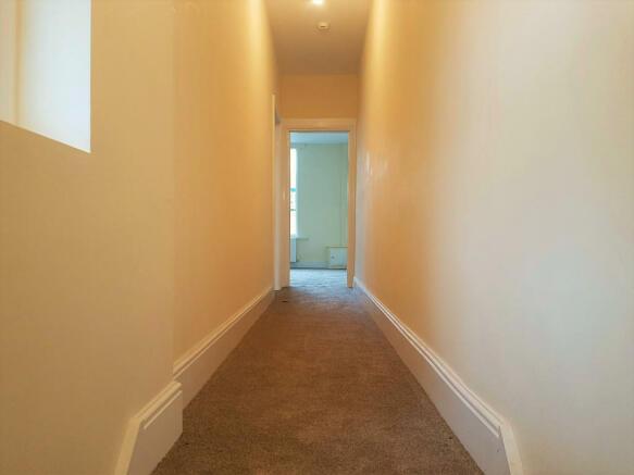 Flat Hallway