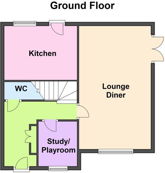 Meadow Court - Floor