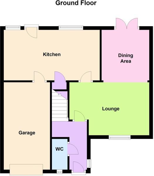 6 Finch Way - Floor