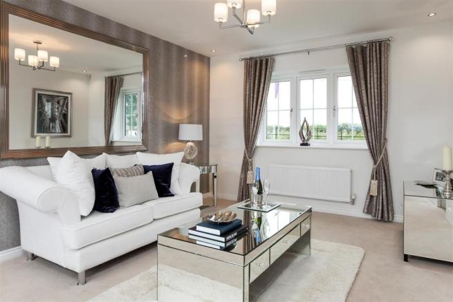 Richdale Show Home, Steppingley Gardens