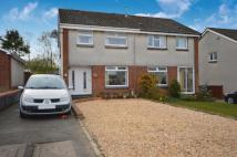 3 bed Semi-detached Villa for sale in 8 Broomknowes Avenue...