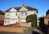 3 bedroom semi detached property in Oliver Road, Shenfield...