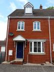 3 bed semi detached home in Redvers Way, Tiverton...