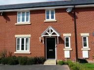 Terraced house in Webbers Way, Tiverton...