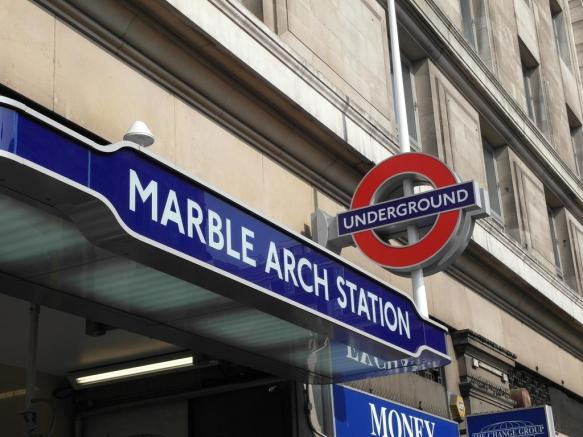 Marble Arch Station