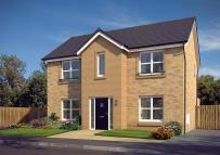 4 bed new property for sale in Glasgow Road, Denny...