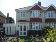 3 bed semi detached property to rent in Jeremy Road...