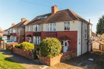 semi detached house in Meadway Crescent, HOVE...