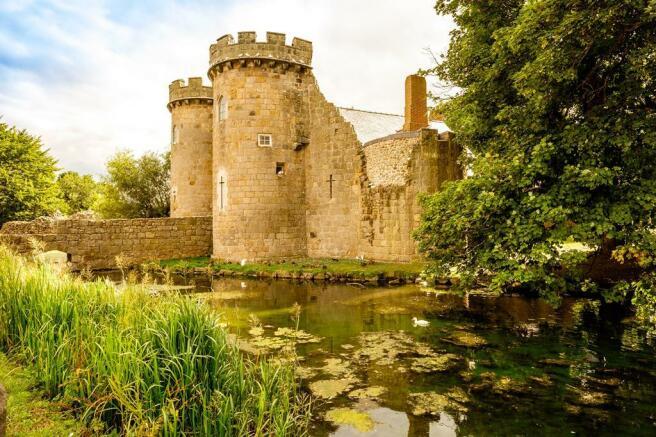 Shropshire Castle