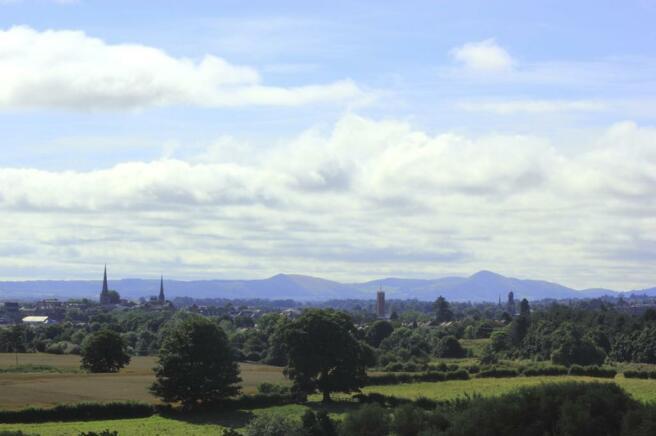 Shropshire views