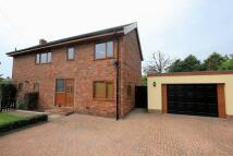 Detached home for sale in Rhuddlan village centre