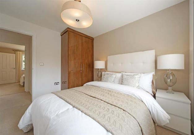 Actual image of the Gosford Showhome at Winnington Village