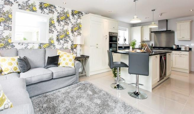 Show Home - Kitchen