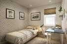 A typical Taylor Wimpey show home interior