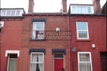 beamsley mount Terraced property to rent