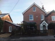 semi detached property to rent in Queens Road, Lyndhurst