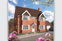 3 bed new home for sale in Defford Road, Pershore...