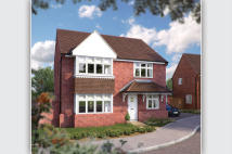 new home for sale in Defford Road, Pershore...