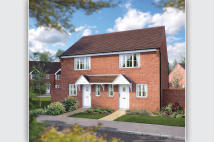 2 bed new property for sale in Defford Road, Pershore...