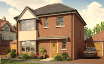 3 bed new house in Mascalls Lane, Warley...