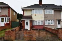 Studio flat to rent in Gonville Crescent...
