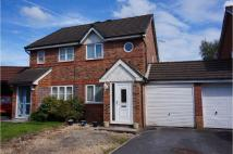 2 bedroom semi detached house to rent in Tal Y Coed, Swansea...