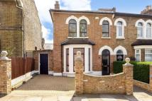Terraced house in Thornford Road...