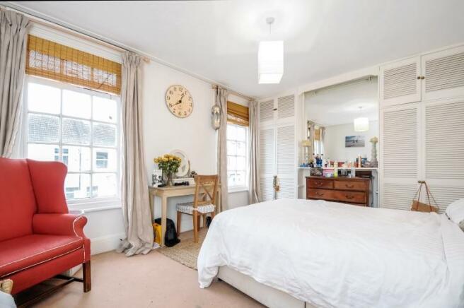 Main bedroom - 2015