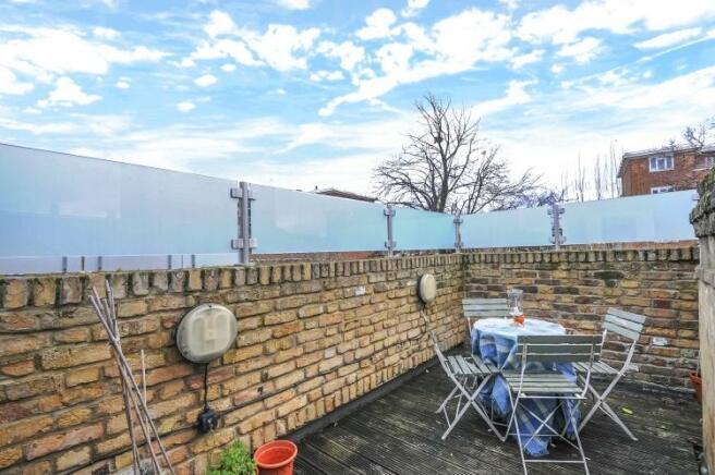 Roof terrace 2015