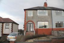 semi detached house in Park Avenue, Holywell