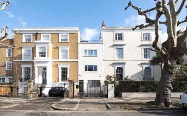 4 bedroom terraced house to rent in hamilton terrace st for 114 the terrace st john house