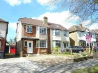 semi detached home in Chipstead Way...