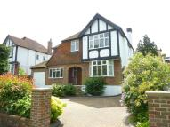 Detached house for sale in Burgh Wood, Banstead