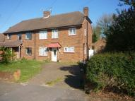 3 bed semi detached home to rent in Partridge Mead, Banstead...