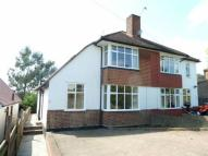 semi detached home for sale in The Crescent, Epsom...