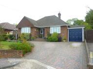 Larchwood Close Detached Bungalow for sale