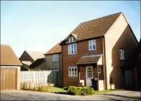Detached property to rent in Chase Farm Close...