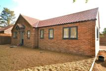 3 bed Detached Bungalow in Plot 4, Heath View...