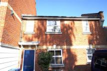 Detached home in Leigh Hunt Drive...