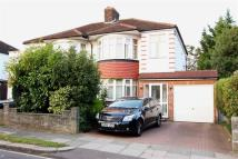 semi detached property in South Lodge Drive...
