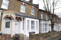 Terraced house in St. Albans Crescent...