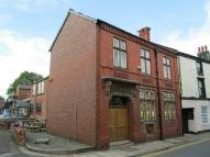 Commercial Property in MILL STREET, CONGLETON