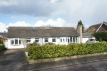 3 bed Detached Bungalow in SANDBACH ROAD, CONGLETON
