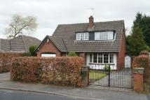 Detached house for sale in LINKSWAY, CONGLETON